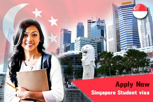 Apply  for Singapore Student Visa