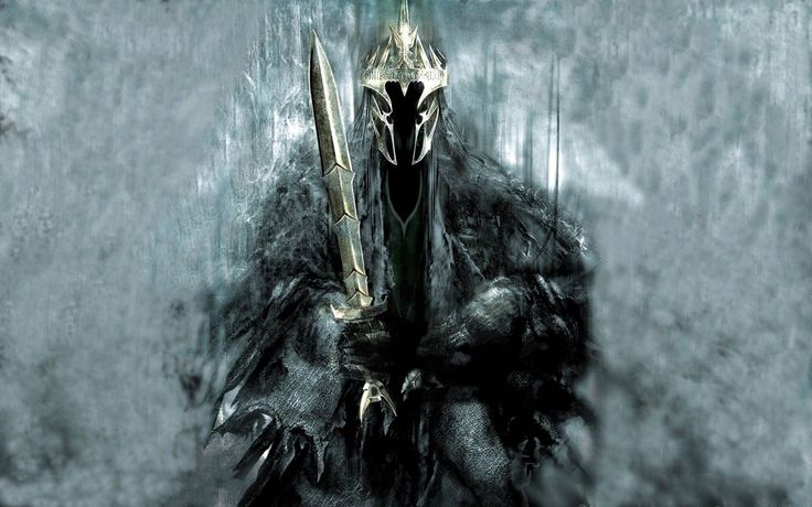 Wallpapers darkness, mordor, fiction, the lord of the