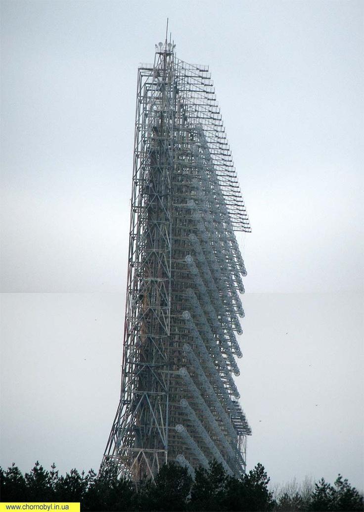 Chernobyl 2 radio location station