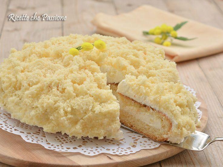 Torta Mimosa ricetta semplice