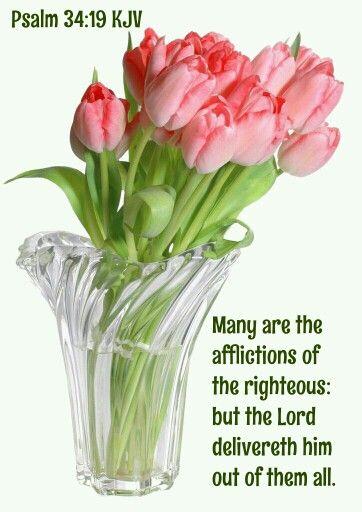 Psalm 34:19 KJV