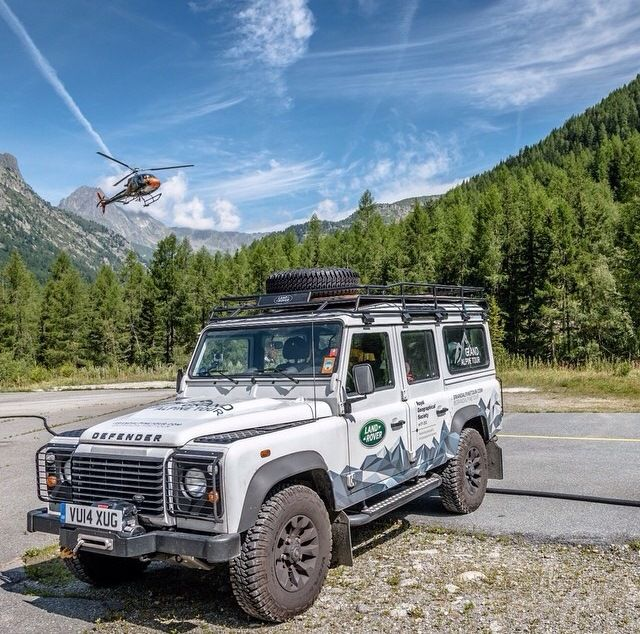 518 Best Ideas About Land Rover 90 110 127 & Defender On