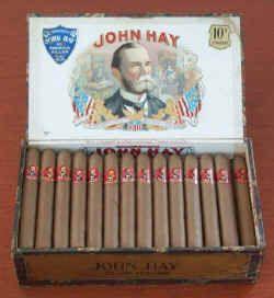John Hay Cigars   Kitchen Kettle Village   Lancaster, PA