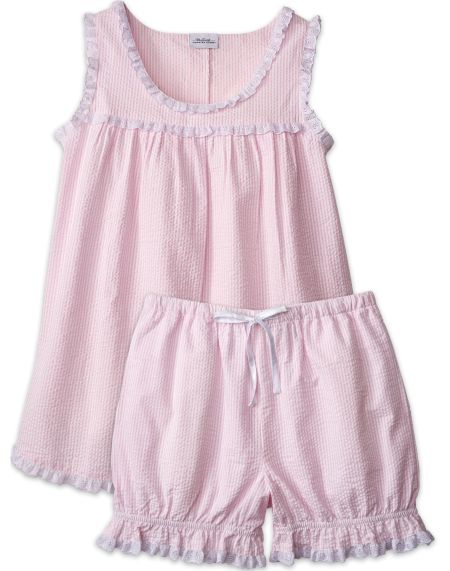 b1de55ea1f Seersucker Baby Doll Pajamas