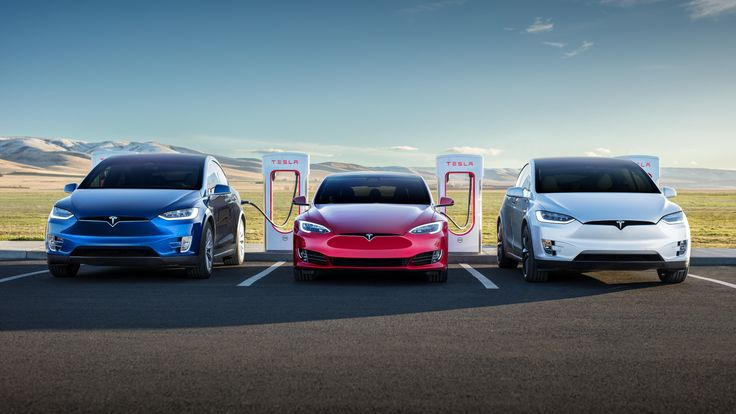 Lade Infrastruktur Ausbau Der Tesla Supercharger Elektrofahrzeug Models Und E Mobility
