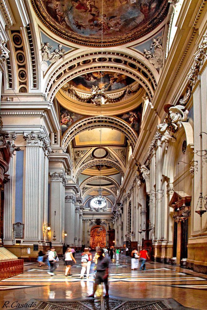 Claustro del Pilar de Zaragoza