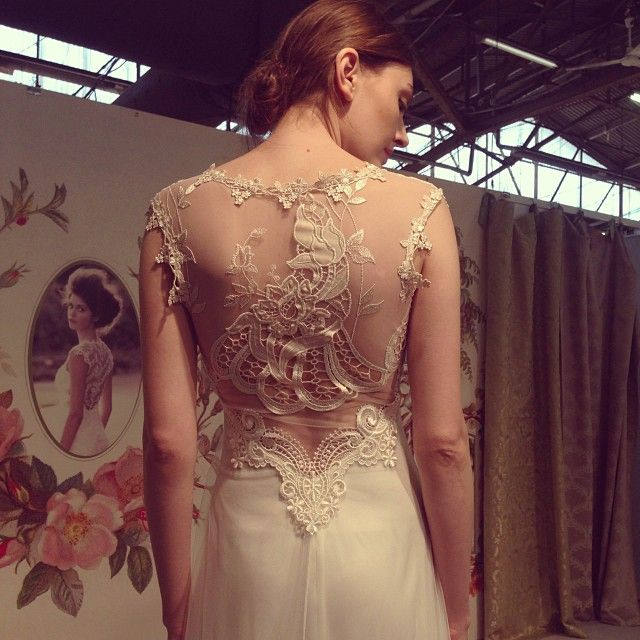 1000+ Images About {Gowns} Lace Back On Pinterest