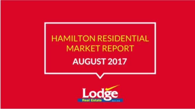 The Lodge Market Report for August 2017 is out now ...