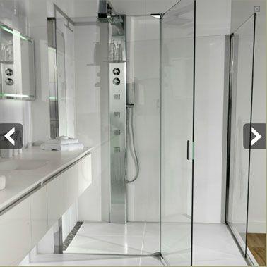 17 best ideas about installation douche italienne on - Installer douche italienne renovation ...