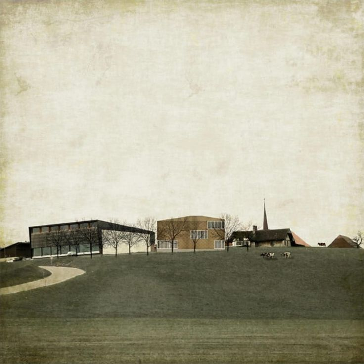 TEd'A arquitectes · School in Orsonnens