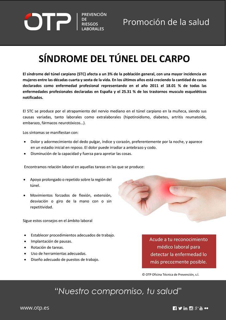 síndrome del túnel carpiano en diabetes