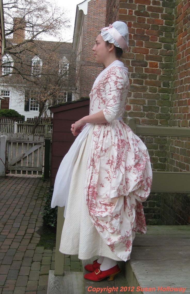211 best colonial clothing images on