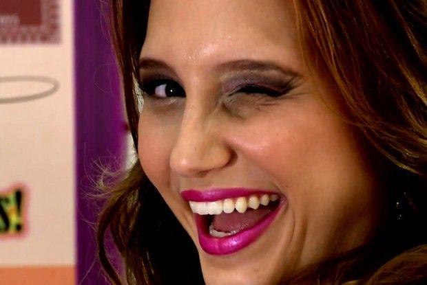 Garota-propaganda Santa Abigail #PeNaCova | TV Globo