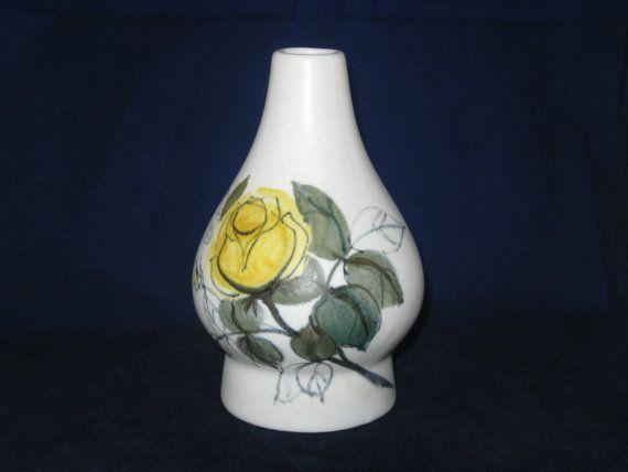 Arabia Finland Hilkka Liisa Ahola HLK Yellow Rose by ModandMore, $39.95