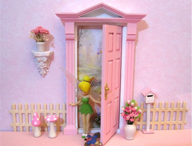 62 best fairy house ideas images on pinterest fairy for Elf door accessories