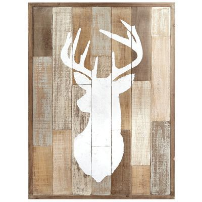 Cats Decor And Deer On Pinterest