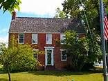 Historic Briscoe House c.1750 was originally the Old Brick Tavern and ...