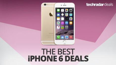 TechRadar Deals: The best iPhone 6 deals in September 2016