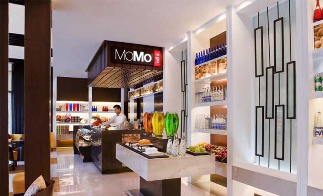 Review: MoMo Cafe – Courtyard by Marriott