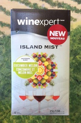 Cucumber Melon Sauvignon Blanc Island Mist™ Sold By::  ORILLIA'S WINE EXPERIENCE