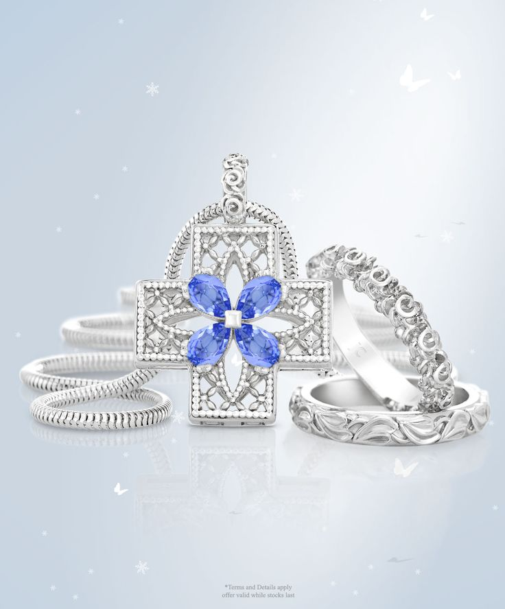 #JennaClifford Idea for a pendant. PRODUCT CODE CC52-TAN-CZ-SL R107-ROSY-BAND R107-LEAF-ST-SL