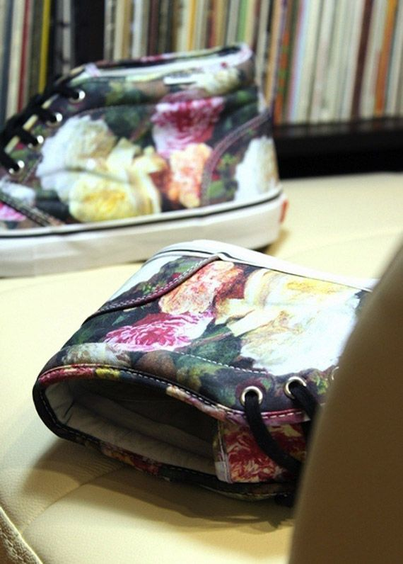 Preview of Supreme x Vans Floral Chukkas