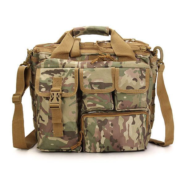 Outdoor-Sport-Laptop-Kamera Mochila Männer Messenger Bag Reisen Tactical Multif - US$53.47