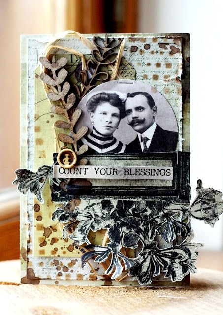 Card by Frau Muller