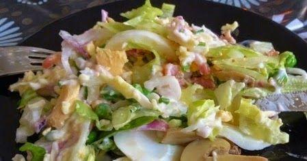 Eetlust!: 24 Uurs Salade hit op neven -en nichtendiner