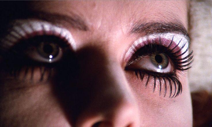Halloween - Rocky Horror - Magenta Makeup - Just A Regular Rocky Horror Fan