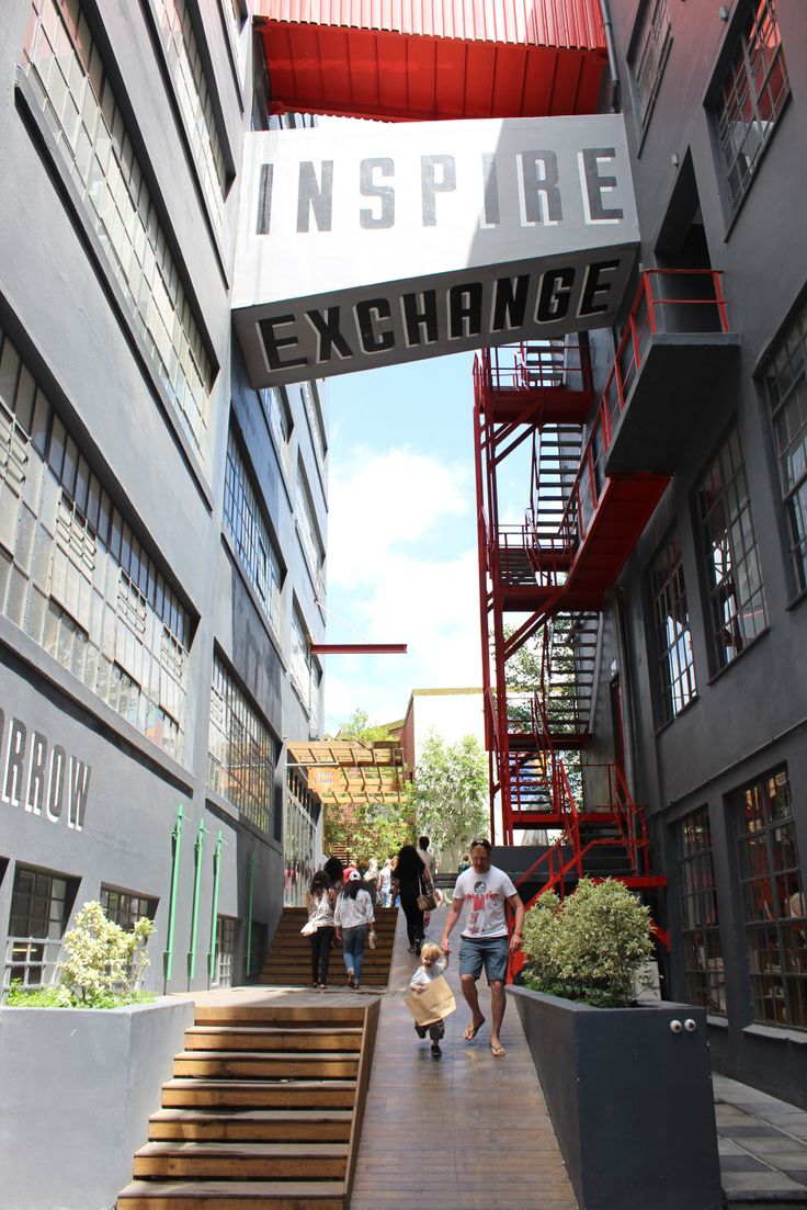 Woodstock Exchange, Cape Town