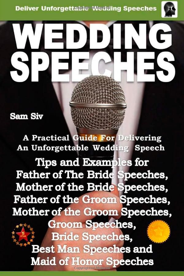 Mother Of The Bride Speeches Free: 24 Best Images About Speech On Pinterest