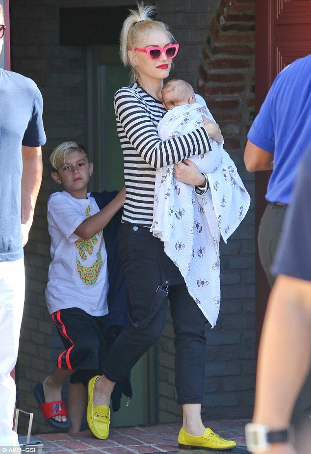 Gwen Stefani, the ultimate cool mom
