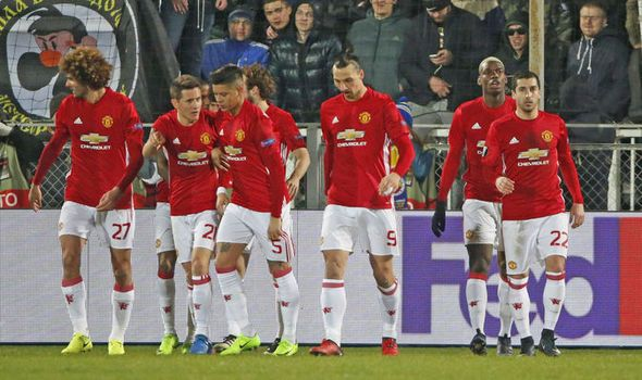 FC Rostov 1 - Man United 1: Mkhitaryan's strike helps Red Devils survive scare - https://newsexplored.co.uk/fc-rostov-1-man-united-1-mkhitaryans-strike-helps-red-devils-survive-scare/
