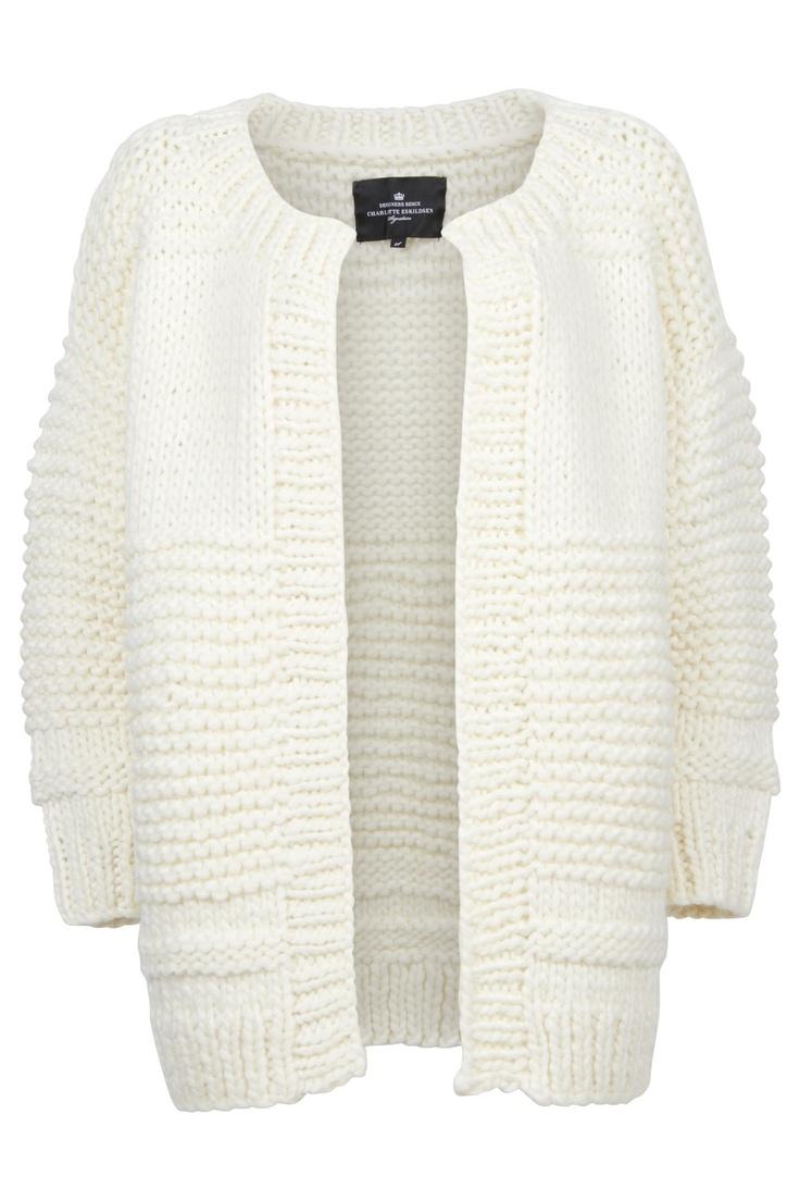 designers remix // sense - pastel wool cardigan