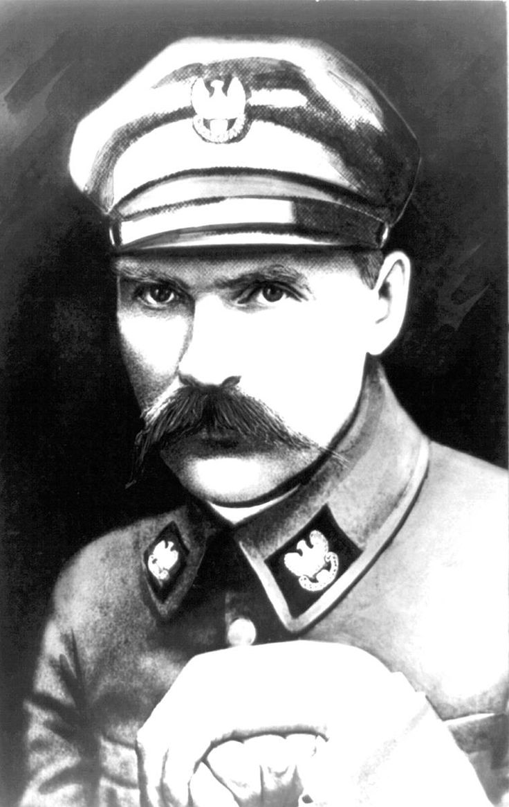 Marszałek Józef Piłsudski - Naczelny Wódz