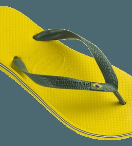 Havaianas Brazil Men Citrus Yellow
