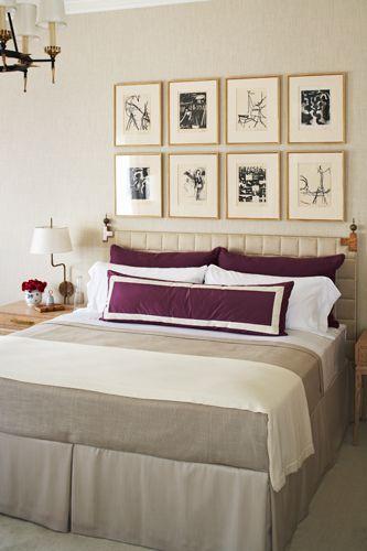 the style saloniste: Bedroom Bliss: New Design by the Marvelous Matt MurphyDecor Showcase, Guest Bedrooms Vintage, Murphy Bedrooms, Bedrooms Bliss, Master Bedrooms, Design Matte, Matte Murphy, Style Salonist, Marvel Matte