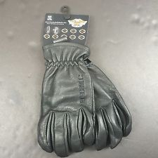 NWT Harley Davidson Motorclothes Goatskin Leather Motorcycle Riding Gloves XXL
