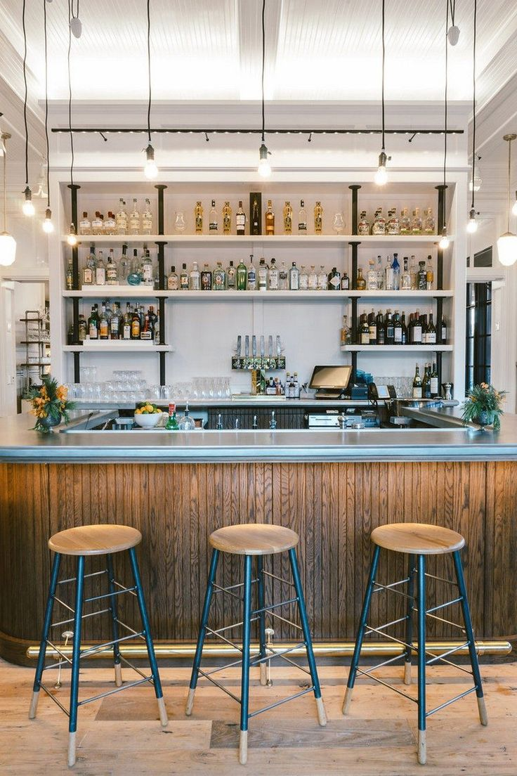 Best restaurant bar design images on pinterest