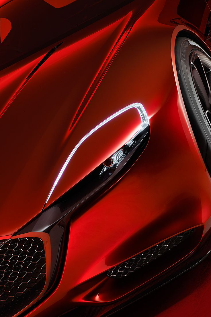 INSPIRED-CITY - maximeguyon: Shoot for Mazda RX-Vision for...