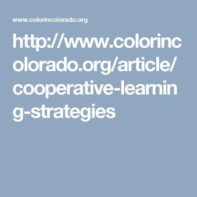 http://www.colorincolorado.org/article/cooperative-learning-strategies