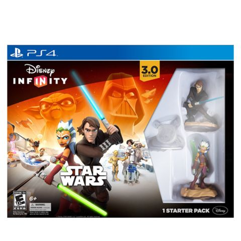 Disney INFINITY 3.0 Edition Starter Pack-PS4