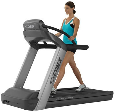 the cybex 770t has a powerful motor and plenty of workout