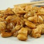 Ricette Light // Pollo alle mandorle: light ma con gusto!