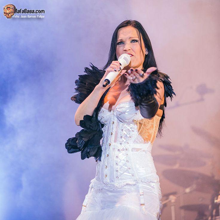 Tarja Turunen live at Leyendas del Rock, Villena, Spain, 13/08/2016 #tarja…