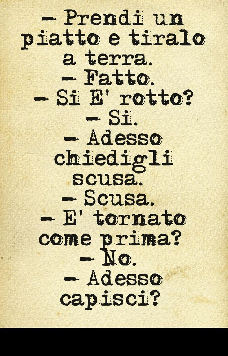 This quote courtesy of @Pinstamatic (http://pinstamatic.com) passato prossimo con essere, rompere, pronomi