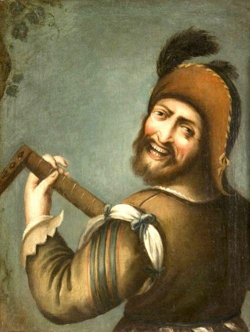 Niccolo Frangipane, Lute Player, 16th century - Pinterest