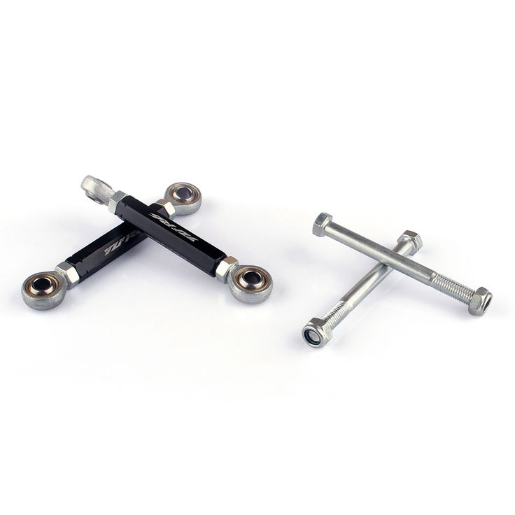 Mad Hornets - Rear Lowering Adjustable Links Kit Yamaha R6 2008-2012 Black, $52.99 (http://www.madhornets.com/rear-lowering-adjustable-links-kit-yamaha-r6-2008-2012-black/)