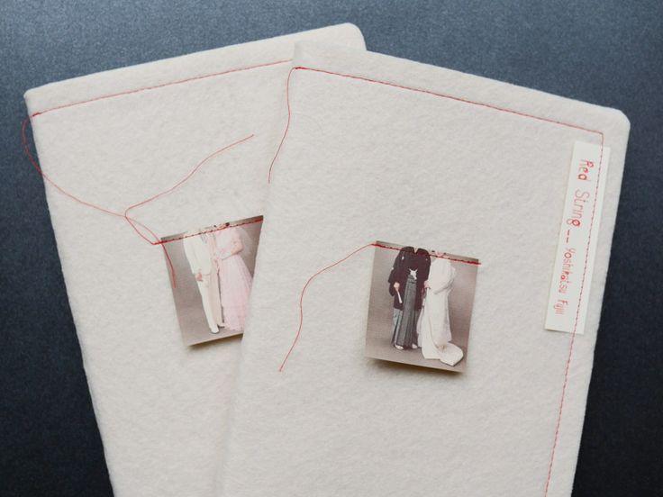 Red string de Yoshikatsu Fujii - Japanese cover • • Tipi Photo Bookshop